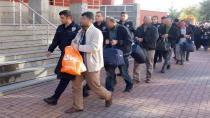 7 kamu çalışanı FETÖ'den tutuklandı