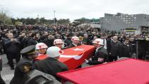 Şehit Uzman Çavuş Özbek'i son yolculuğuna binler uğurladı