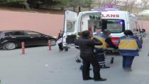 Gebze'de Darp edilen kadın hastaneye kaldırıldı