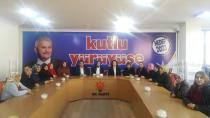 """Katırcıoğlu, """"Kadınsız siyaset eksik siyasettir"""""""