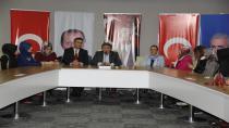 Başkan Demirci 24 Kasım'da Öğretmenlerle Buluştu