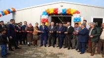 At Binicilik Tesisi ve Cirit Alanı Açıldı