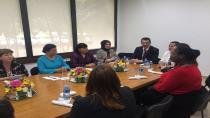 Katırcıoğlu, Panama ve Kolombiya'da FETÖ'yü anlattı