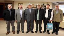 Ufka Yolculuk'tan Başkan Karaosmanoğlu'na Ziyaret