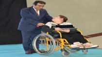 Güzeloğlu'ndan 3 Aralık Dünya Engelliler Günü Mesajı