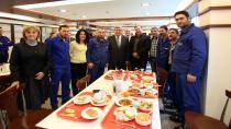 Başkan Karaosmanoğlu, Dilovası BASF çalışanlarıyla buluştu