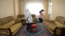 Çayırova Belediyesi Evde Bakım Hizmetleri Devam Ediyor