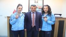 Şampiyon hcilerden Yeşildal'a ziyaret