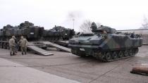 Kocaeli'den sınıra zırhlı personel taşıyıcı sevkiyatı