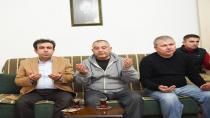 Vali Güzeloğlu, Şehit Binbaşı'nın ailesini ziyaret etti