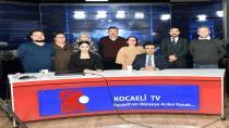 Güzeloğlu Kocaeli Tv'de Canlı Yayın Konuğu Oldu