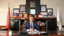 Başkan Toltar'dan,Basın Onur Günü Mesajı