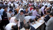 İşsizlik oranı 1,3 puanlık artış ile yüzde 11,8 seviyesinde gerçekleşti