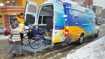 Engellilere ulaşım desteği