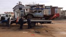 Darıca'da Hurda Araç Temizliği