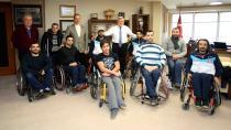 Karaosmanoğlu, ''Engelli farklı değil sadece özeldir''