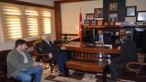 Karslılardan Başkan Toltar'a davet