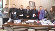 Sigara bırakan muhtarlara Büyükşehir'den check-up