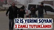 Gebze'de 3 zanlı tutuklandı