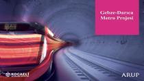Metro geliyor!