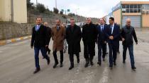 Başkan Karaosmanoğlu, Gebzeli Kerestecileri ziyaret etti