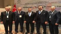 """""""GTO"""" Başkanı NAİL ÇİLER, TOBB Heyeti İle ÜRDÜN'de"""