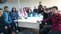 Fiber Optik Projesi gençlerin yüzünü güldürdü