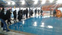 Havuz suyu operatörleri KO-MEK'te yetişti