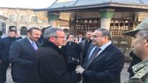 Başkan Köşker Şırnak Valisi'nin konuğu