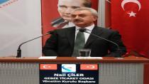 """Çiler; """"Gebze ihtisas Vergi Dairesi"""" 1 Mayıs'ta Hizmete Giriyor"""