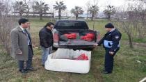 İl Tarım Müdürlüğü Su Ürünlerinde Yasadışı Avcılıkla Mücadeleye Devam Ediyor.