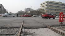 Tramvay güzergahında bulunan kavşaklar son aşamaya geliyor