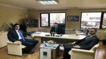 İDEV Fuarı hazırlıkları çevre illerde de devam ediyor