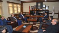 Başkan Toltar, Vanlılar Derneğini ağırladı