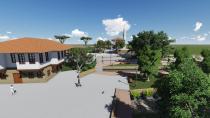 Akse Mahallesi Meydan Projesi ile Yenileniyor
