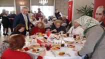 Çiler; Yaşlılara Saygı Haftası'nda Büyüklerimizle Biraraya Geldik
