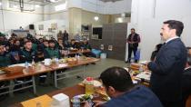 Yaman,  Çayırova'dan 'Evet' istedi