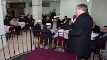 Başkan Karabacak'tan Cuma Mesaisi