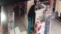Gebze'deki hırsızlık kameralara yansıdı!
