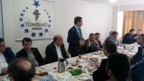 Milletvekili Cemil Yaman Tümsiad'ı Ziyaret Etti