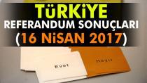 Türkiye genelinde açılan sandık oranı %87.84