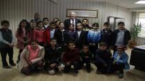 Fahri müfettişlerden Özak'a ziyaret