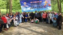 AK Kadınların Bahar Şenliğine Binlerce Kadın Katıldı