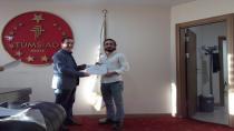 TÜMSİAD Gebze Şubesi'nde Girişimcilerin Sertifikaları Dağıtıldı