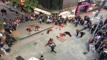 Anadolu Gençlik Derneğinden Muhteşem Gösteri