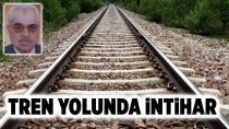 Tren yolunda intihar
