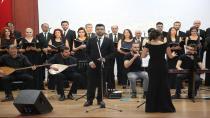 Çayırova Belediyesi Türk Halk Müziği Topluluğu Bahar Konseri İle Dinleyenleri Büyüledi
