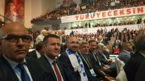 AK Parti'de tarihi kongre başladı