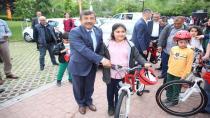 Darıca'lı Öğrenciler Bisikletlerine Kavuştu