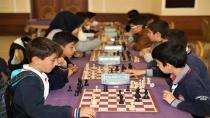 Geleceğin satranç ustaları başarılarıyla göz doldurdu